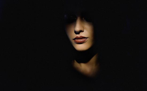 Stylish life light detail secret Premium Photo