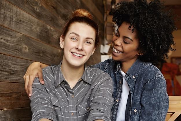 Lesbian Holiday Couple