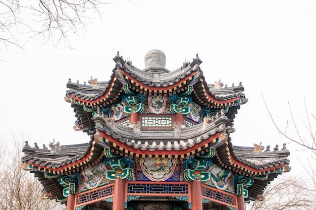 Summer palace in beijing Premium Photo