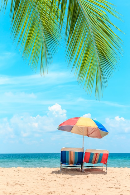 夏、旅行、休暇、休暇の概念。 Premium写真