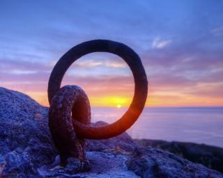 Sunrise  background Free Photo