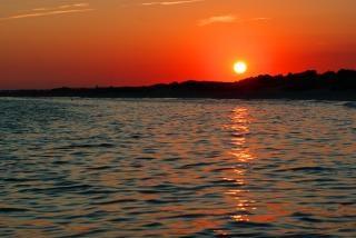 Sunset, sunny Free Photo