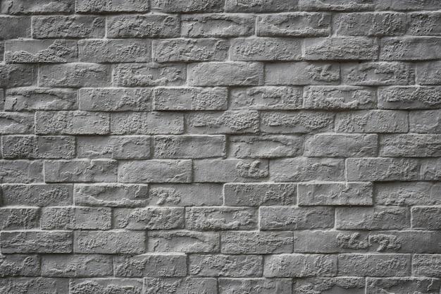 Surface of vintage brick wall background Premium Photo