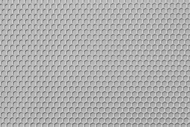 Surface of white pattern metal is a table background. Premium Photo
