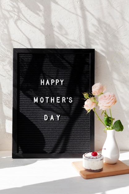Surprise for mothers day Free Photo