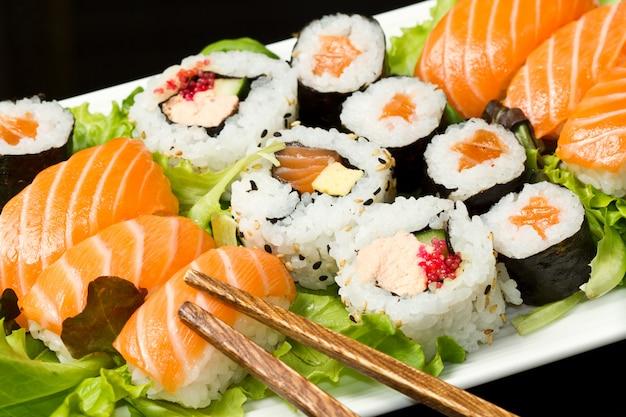 Суши Premium Фотографии