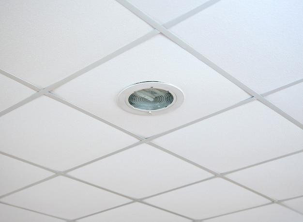 Suspended ceilings Premium Photo
