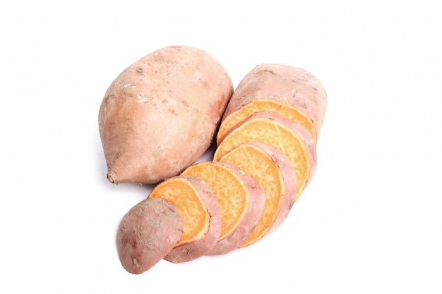 Sweet potatoes Free Photo
