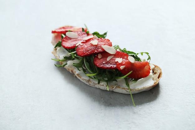 甘いサンドイッチ 無料写真
