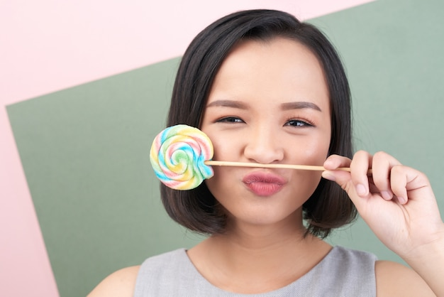 Sweet tooth Free Photo