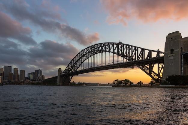 เที่ยวชมซิดนีย์ Sydney harbour bridge