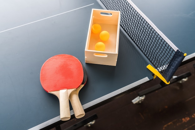 ping pong on line