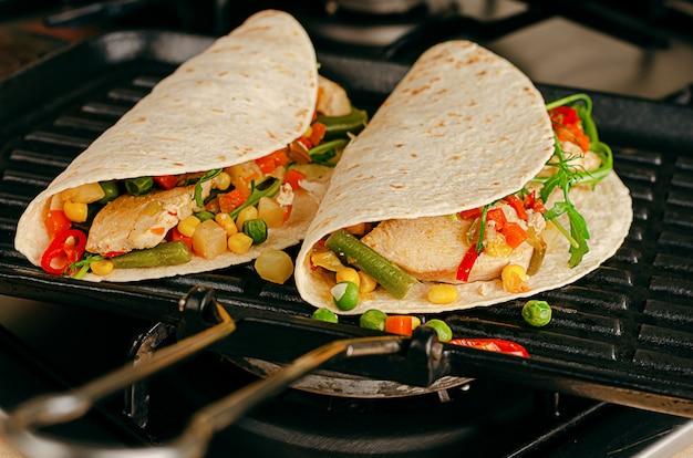 Mexican speedy food