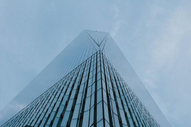 Высокий небоскреб в нью-йорке Бесплатные Фотографии