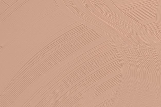黄褐色のアクリルテクスチャコピースペース 無料写真
