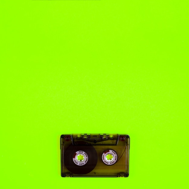 Tape cassette Free Photo