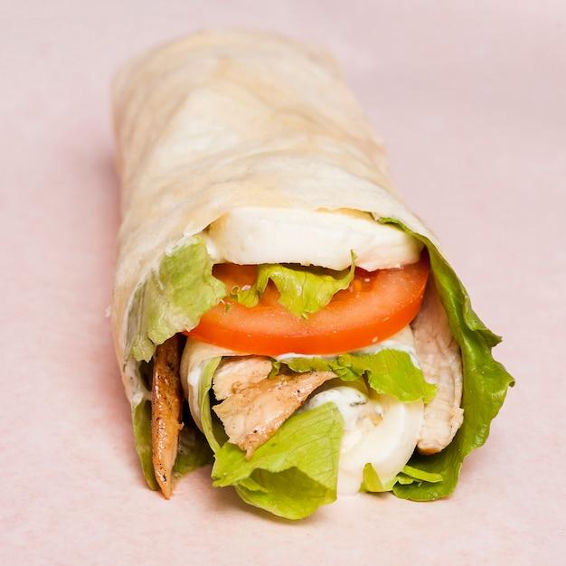 Tasty burrito Free Photo
