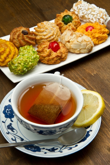 Tea cup Premium Photo