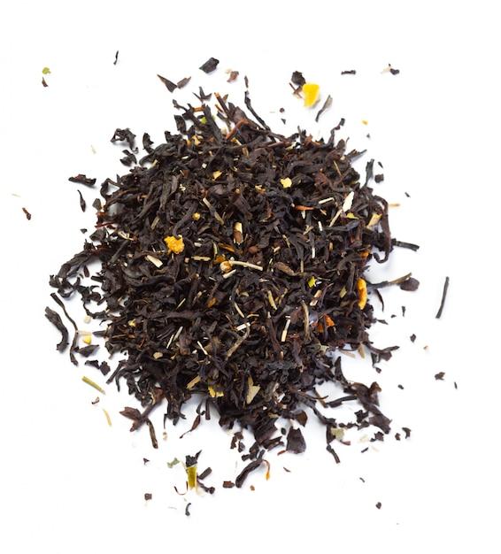 Tea isolated on white Premium Photo