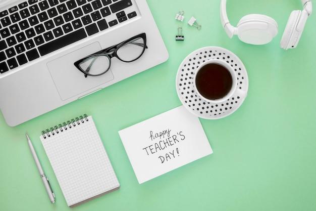 Concetto di celebrazione del giorno dell'insegnante Foto Gratuite