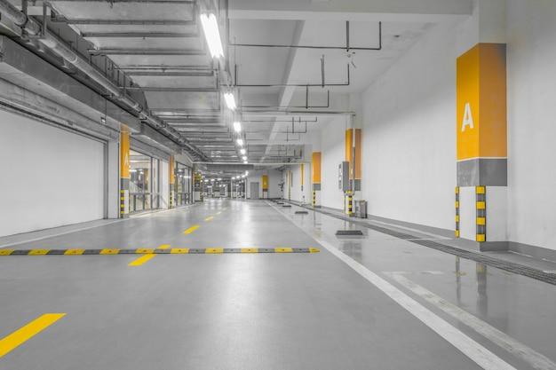 Drive technology garage lampada struttura Foto Gratuite
