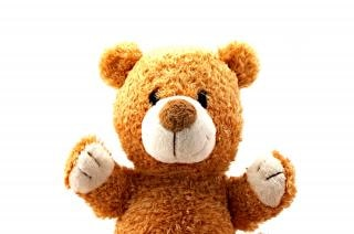 Teddy bear, love Free Photo
