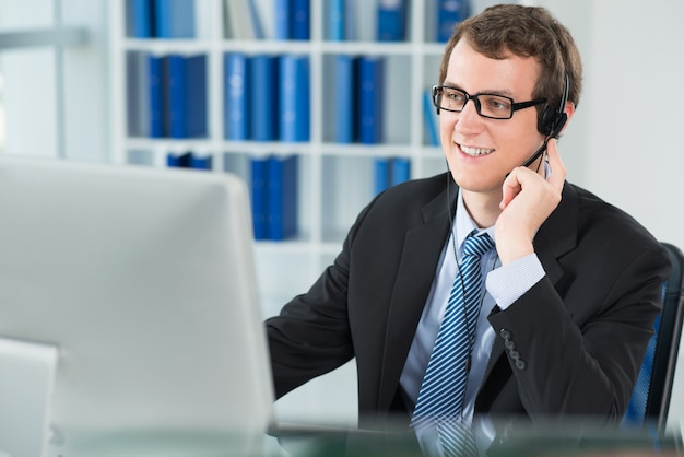 Telecommunications Premium Photo