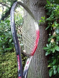 Tennis the game, graphite Free Photo