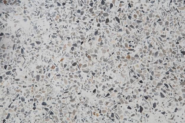 Terrazzo floor texture or background. Premium Photo