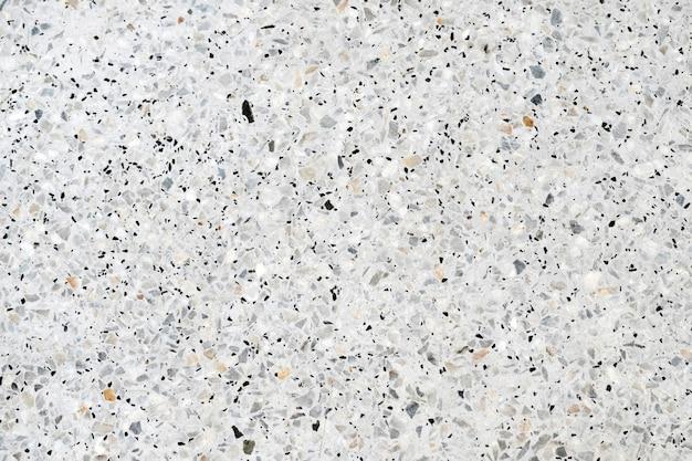 Terrazzo polished stone floor and wall background Premium Photo