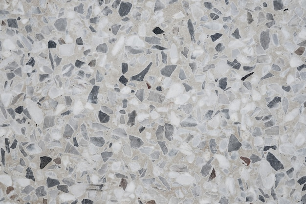 Terrazzo polished stone floor and wall pattern and color surface marble and granite stone Premium Photo