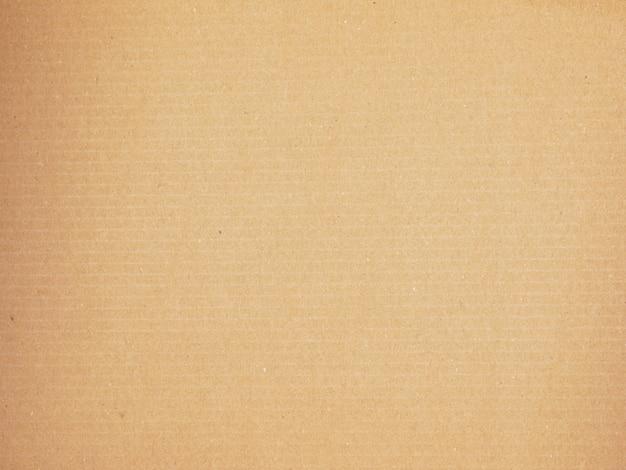 Texture background brown paper box Premium Photo