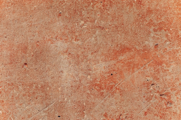 Texture of a concrete red wall. Premium Photo