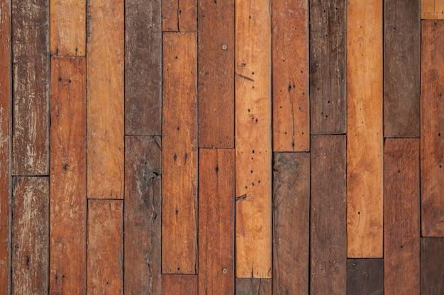 Texture of dark wooden planks Free Photo