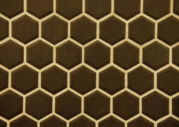 Текстура тонкой керамической плитки узор фона Premium Фотографии