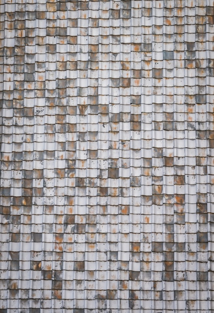 Texture Of Old Roof Tiles Photo Free Download
