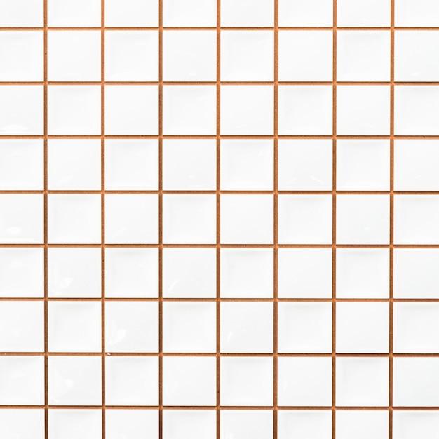 Текстура белых и коричневых плиток Бесплатные Фотографии