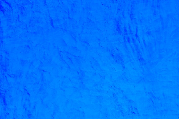 Texture of old blue concrete wall for background Free Photo