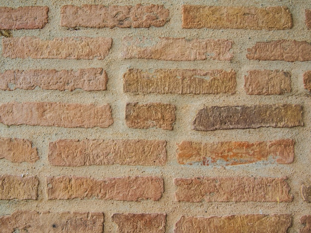 Texture of old brick wall background Premium Photo
