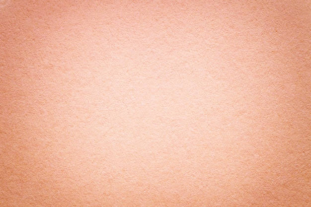 Texture of old coral paper background Premium Photo