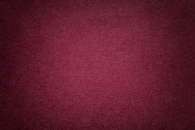 Texture of old dark red paper background Premium Photo