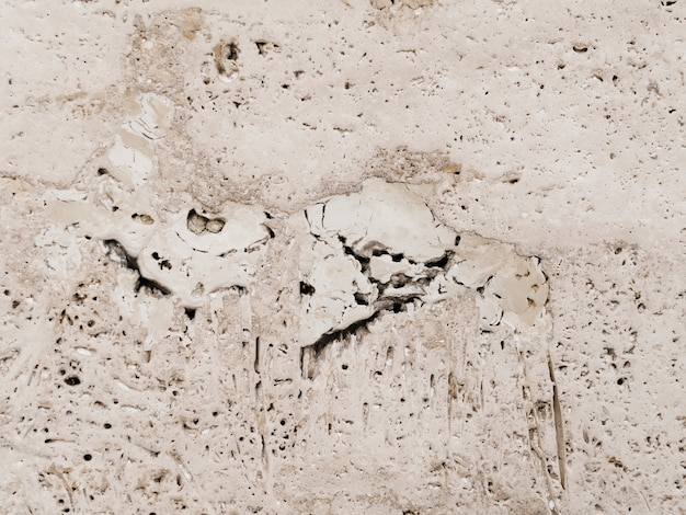 Texture of old gray concrete wall Free Photo