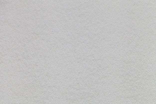 Texture of old light gray paper closeup. Premium Photo