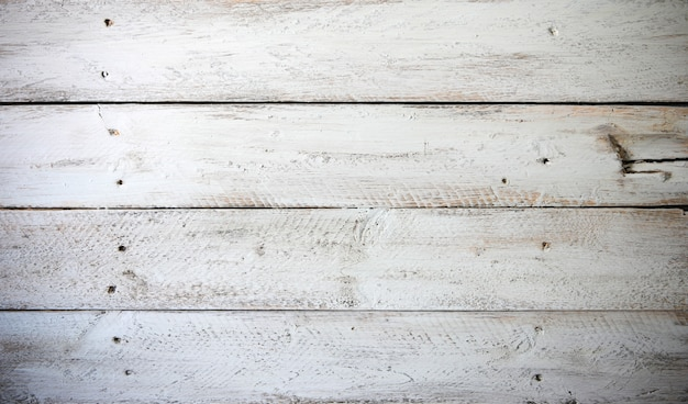 Texture of old wooden painted boards, rustic style, vintage, retro Premium Photo