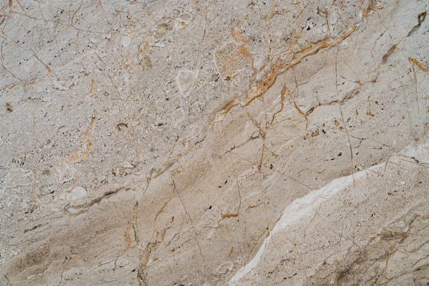 Texture of a travertine marble surface