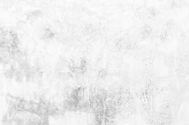 Текстура белая бетонная стена для фона Premium Фотографии