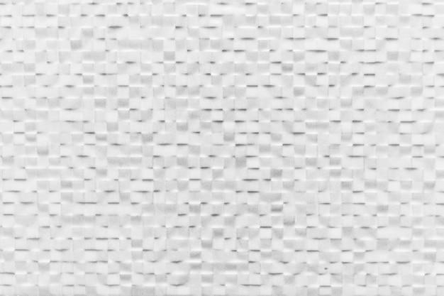 Texture of white squares Free Photo