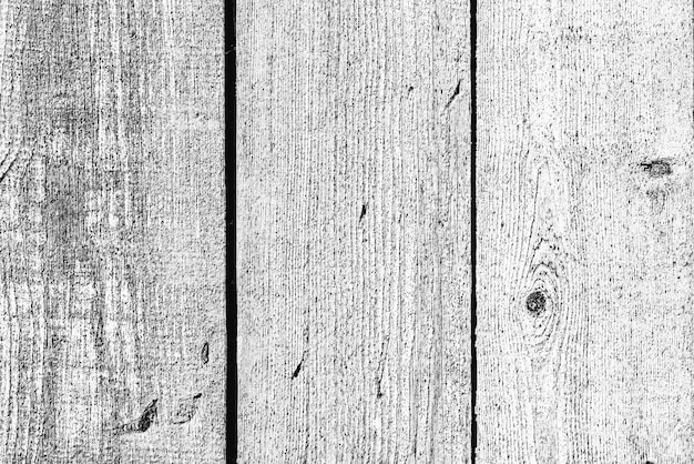 Texture, wood, wall, it can be used as a background. wooden texture with scratches and cracks Premium Photo