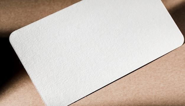 흰색 골 판지 브랜딩 클로즈업 질감 무료 사진