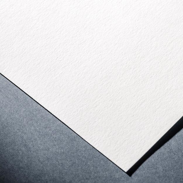 Текстурированная белая бумага крупным планом Бесплатные Фотографии